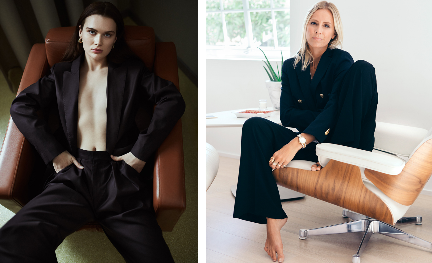 ELLE – celine aagaard launches her own clothing brand