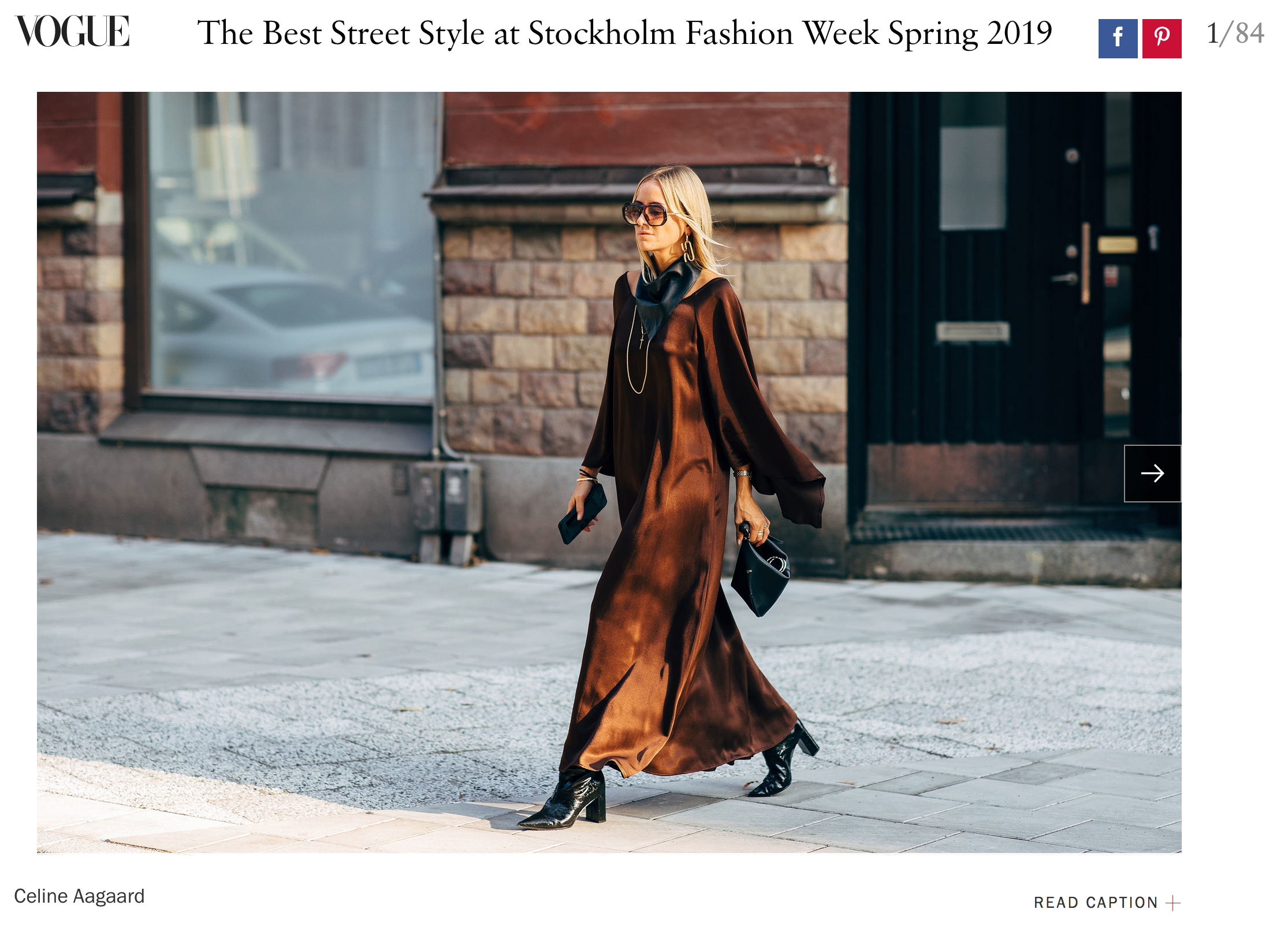 Vogue The Best Street Style At New York Fashion Week Eco Logic