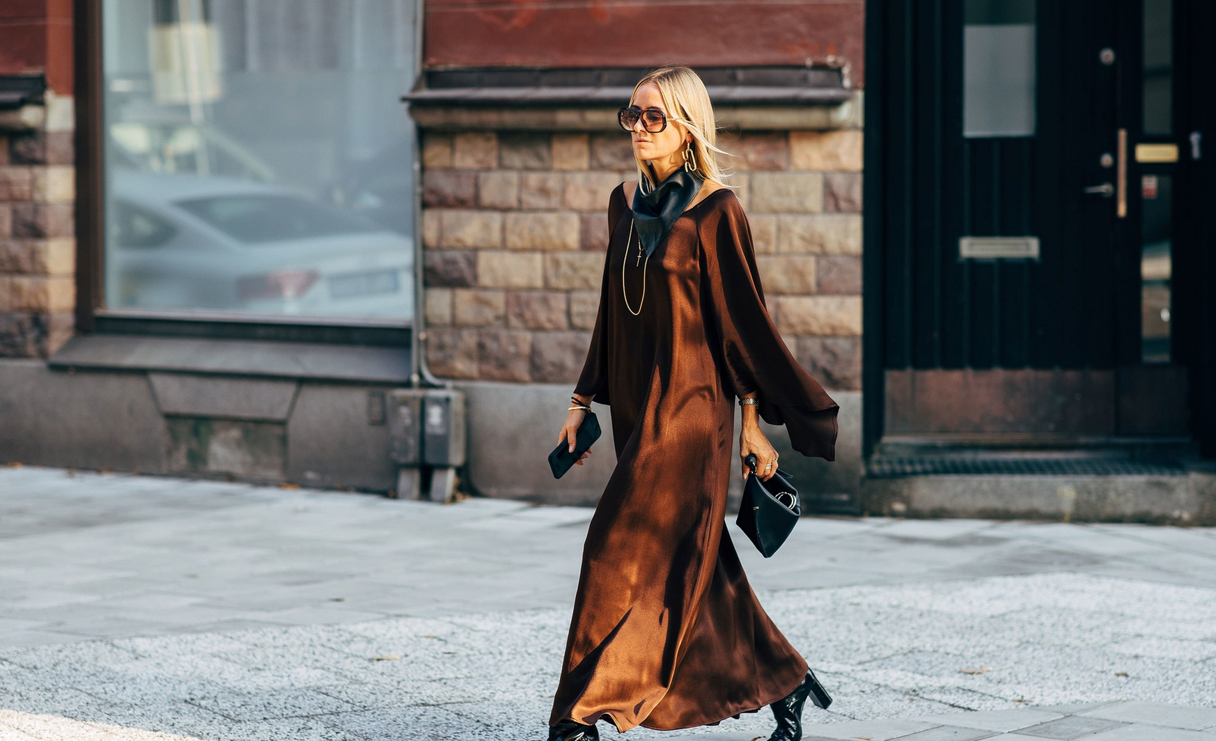 VOGUE – the best street style at new york fashion week