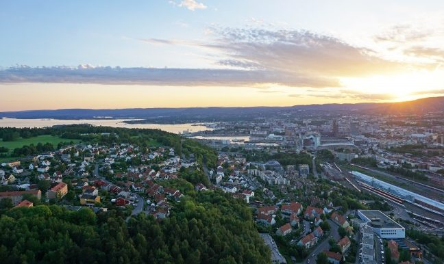 Oslo – European Green Capital 2019