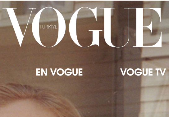 VOGUE – Turkey